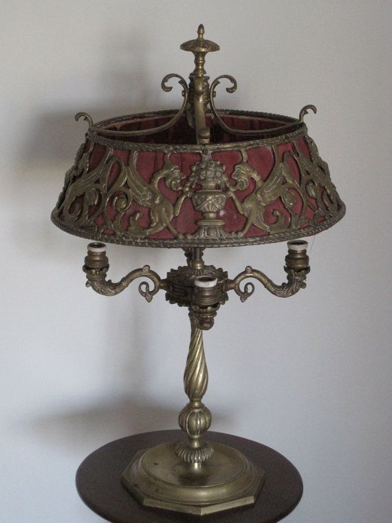 17 Best Ideas About French Lamp Shades On Pinterest