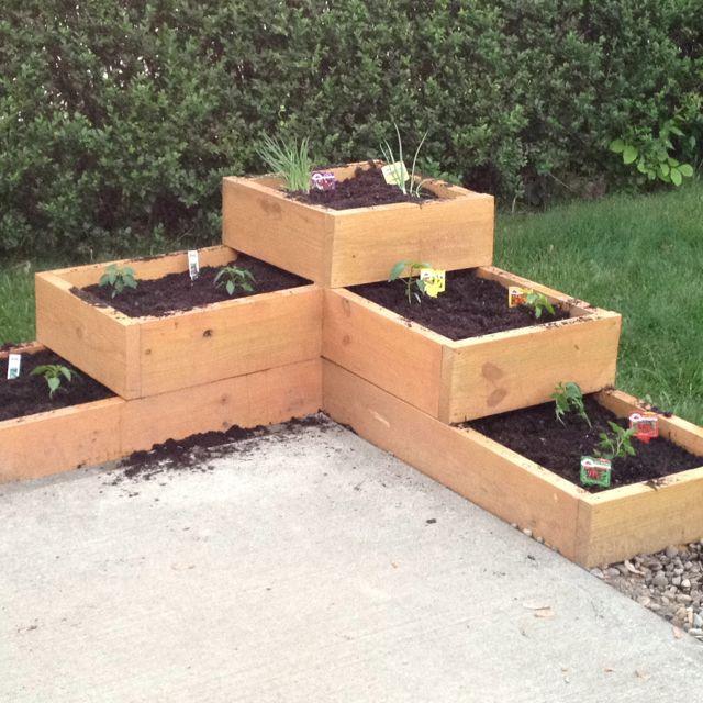 25 Best Ideas About Planter Boxes On Pinterest Building Planter