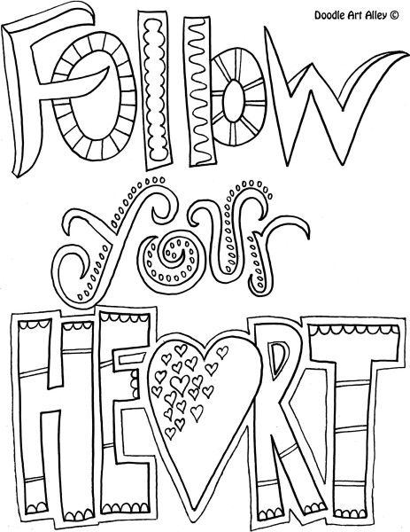 1069 best images about Colouring Pages on Pinterest