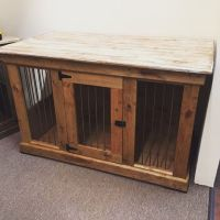 Best 25+ Dog Crate Furniture ideas that you will like on ...