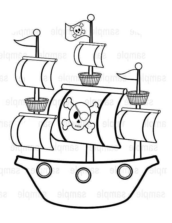 25+ best ideas about Pirate ship drawing on Pinterest