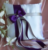 1000+ ideas about Purple Silver Wedding on Pinterest