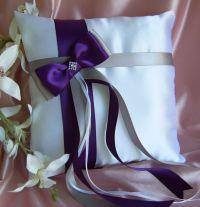 1000+ ideas about Purple Silver Wedding on Pinterest
