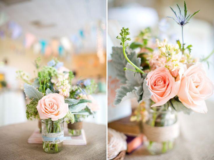 Katelyn James; Garden-DIY-Wedding_859; Cute Small Flower