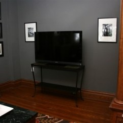 Living Rooms With Blue And Brown Decorating Modern Country Room Paint Restoration Hardware Slate Similar To Sherwin ...