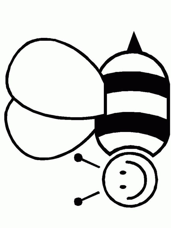 Bee Clip Art, for bee attack, welcoming new beehives