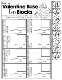 Base Ten Worksheets Free Worksheets Library | Download and ...