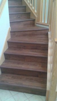 17 Best images about Home: Stairs on Pinterest | Vinyl ...