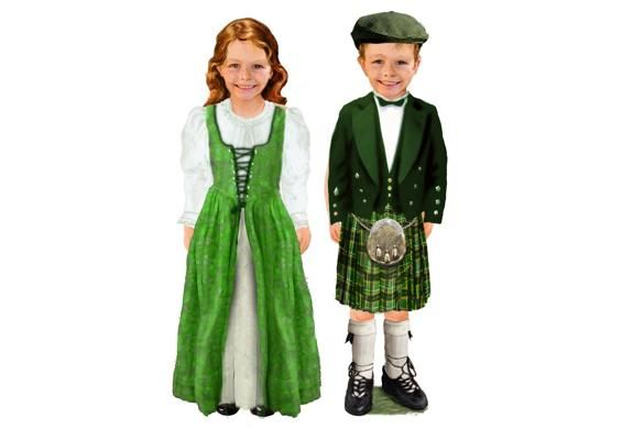 102 Best Images About Heritage Costumes For Kids On
