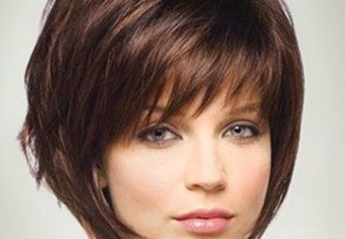 Hairstyles With Bangs And Layers For Short Hair