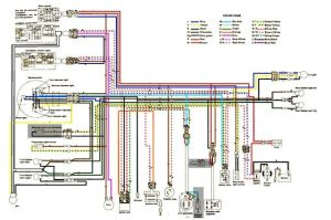 17 Best images about Motorcycle Wiring Diagram on Pinterest | Simple, Honda motorcycles and Cafe