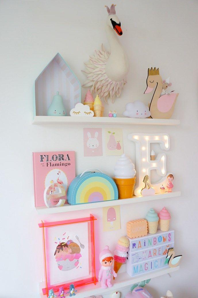 17 Best ideas about Kids Room Shelves on Pinterest