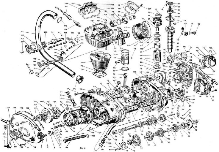 motor schematic animated live