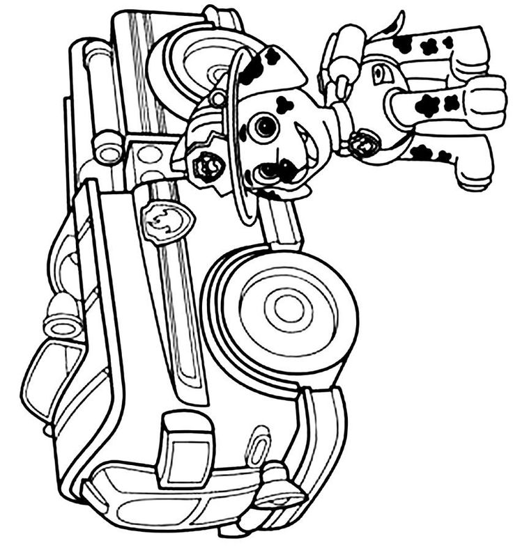 Paw Patrol Everest Coloring Pages To Print Coloring Pages