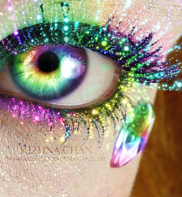 17 Best images about Rainbow Eyes on Pinterest Cool eyes