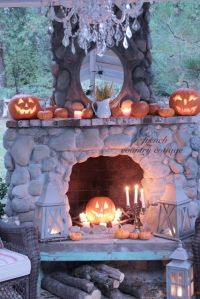 FRENCH COUNTRY COTTAGE: Halloween Fun | Harvest Home ...