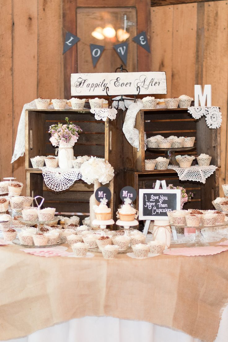 25 Best Ideas About Rustic Cupcake Stands On Pinterest