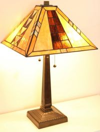 Free Mission Style Lamp Plans - WoodWorking Projects & Plans