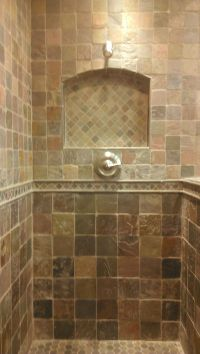 Best 25+ Slate shower ideas on Pinterest