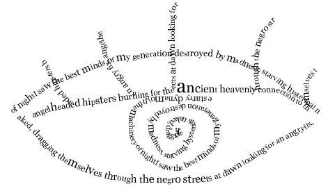 25+ best ideas about Concrete Poem Examples on Pinterest