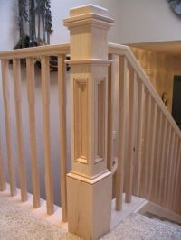 Stair Newell's http://www.portlandstaircompany.com ...