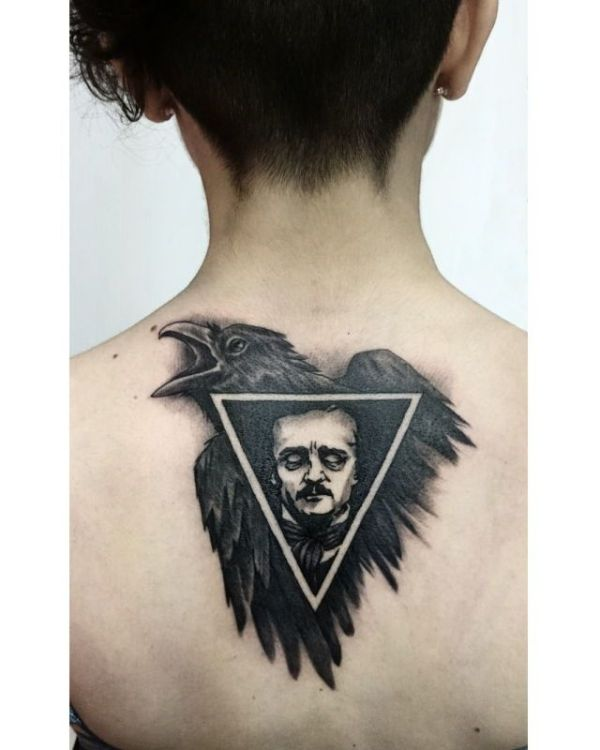 poe tattoo ideas