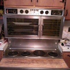 Pinterest Kitchen Remodel Ideas Utensil Sets 1960 Vintage Tappan Stainless Range And Wall Oven. Grammy ...