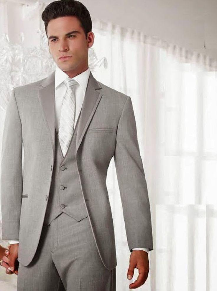 1000 ideas about Grey Tuxedo on Pinterest  Tuxedos Groomsmen and Tuxedo rentals