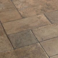 Cool Cream Stone Look Laminate Flooring Stone Flooring In ...