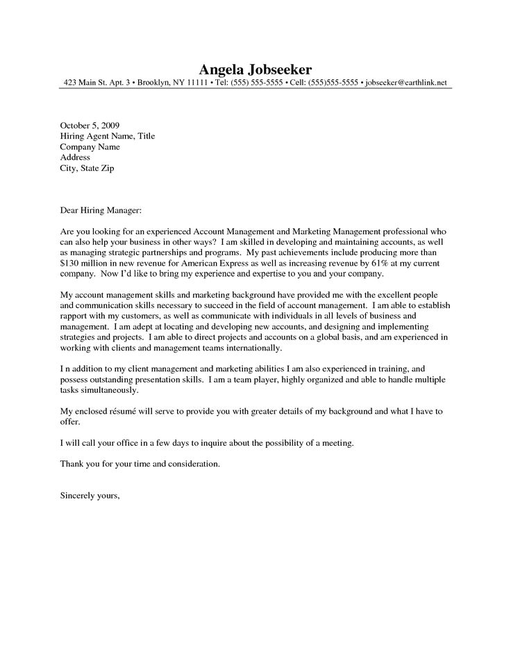 Cover Letter Example Nursing Career PerfectCover Letter
