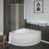 Best 25+ Corner Bath Shower ideas on Pinterest | Small ...