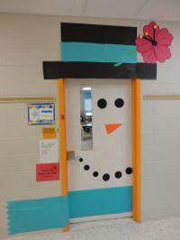 Mr. Snowman =) for winter.. Followed by lots of winter ...