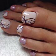 ideas toe nail art