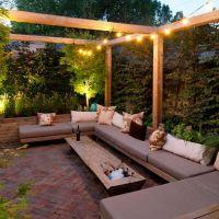 Best 25+ Sunken patio ideas on Pinterest