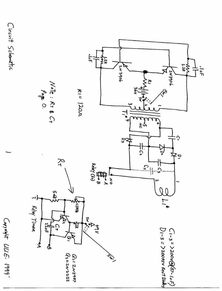 Ice Cube Relays Wiring Schematic