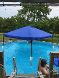 25+ best ideas about Pvc canopy on Pinterest