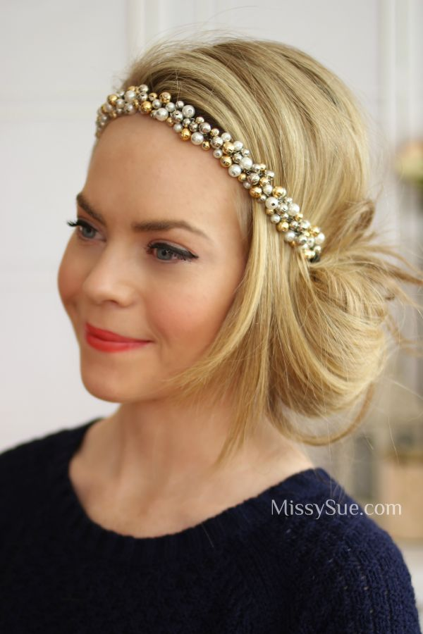 25 Best Ideas About Great Gatsby Hairstyles On Pinterest Gatsby
