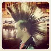 ideas crazy hairstyle
