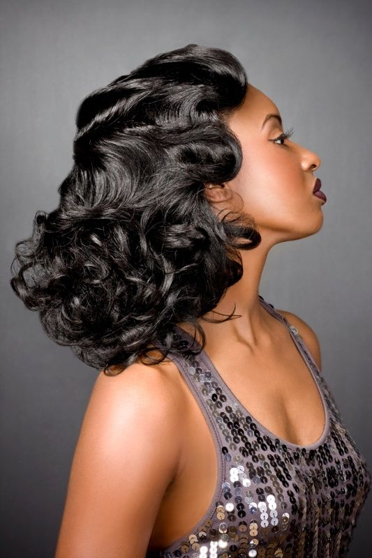 1920 Long Hairstyles Let's Take It Back To The 1920′s And Add A