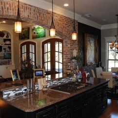 Design New Kitchen Layout Tiles Designs Madden Home - Acadian House Plans, French Country ...