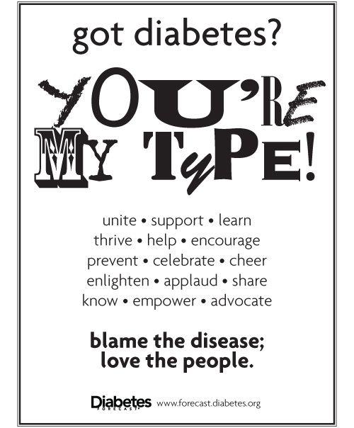 25+ best ideas about Diabetes awareness on Pinterest