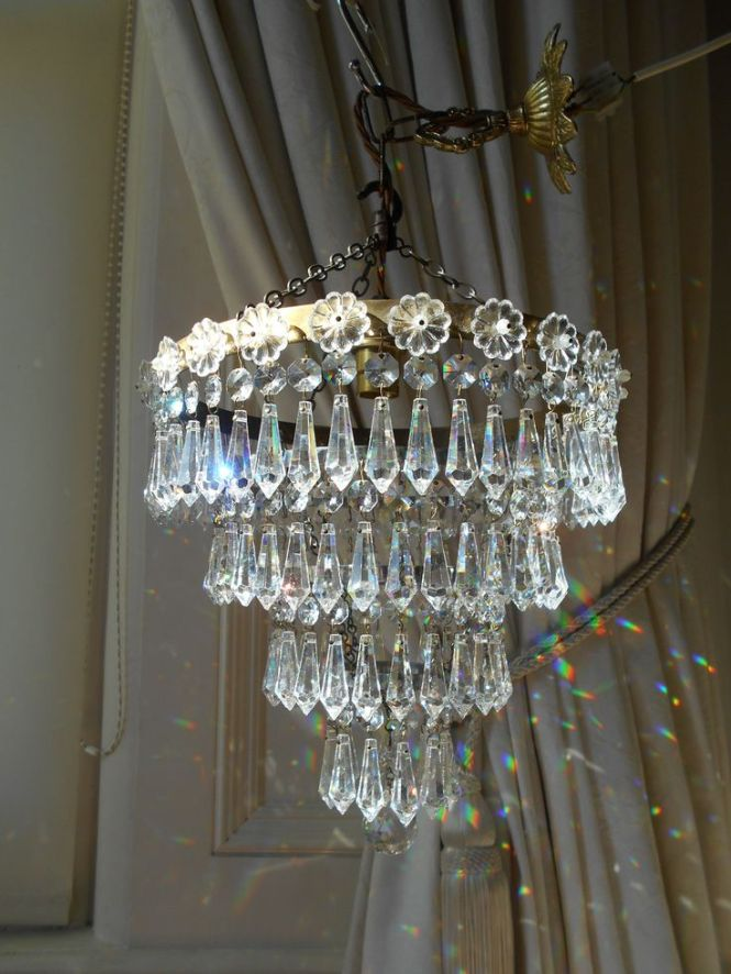1034 Best Images About Crystal Chandelier On Pinterest