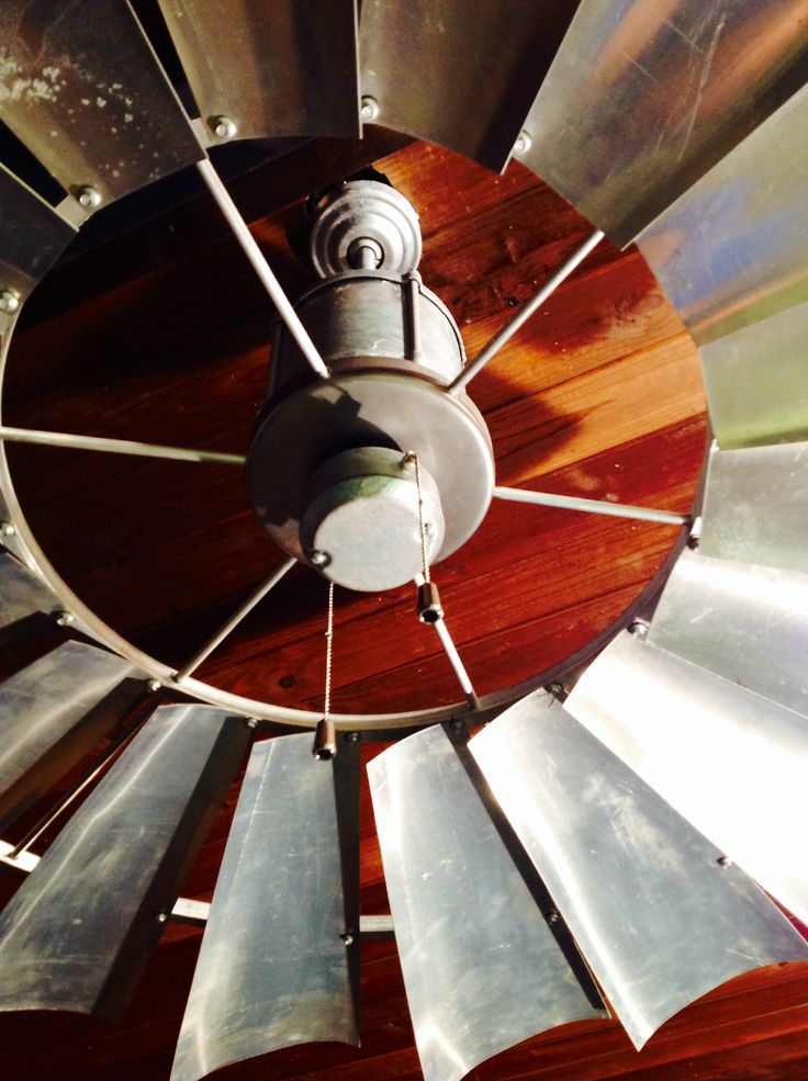Windmill Style Ceiling Fans