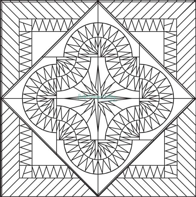 119 best images about Quilt line drawings on Pinterest