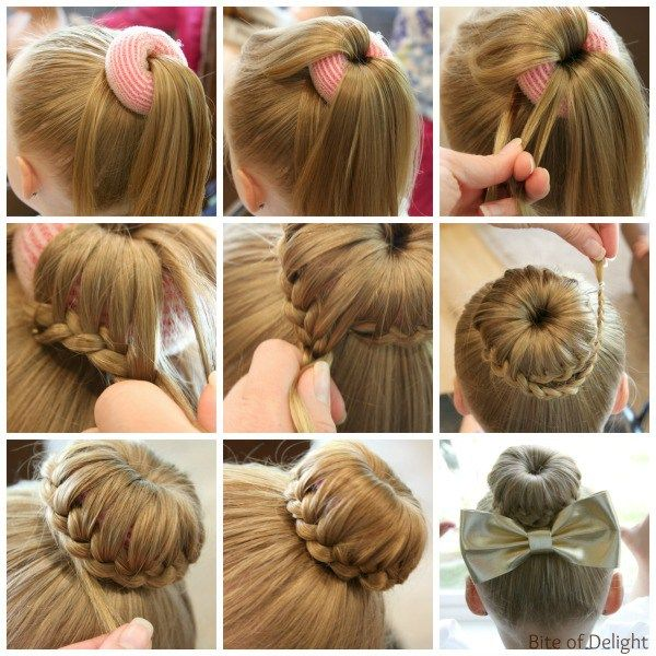 25 Best Ideas About Girl Hairstyles On Pinterest Kid Hairstyles
