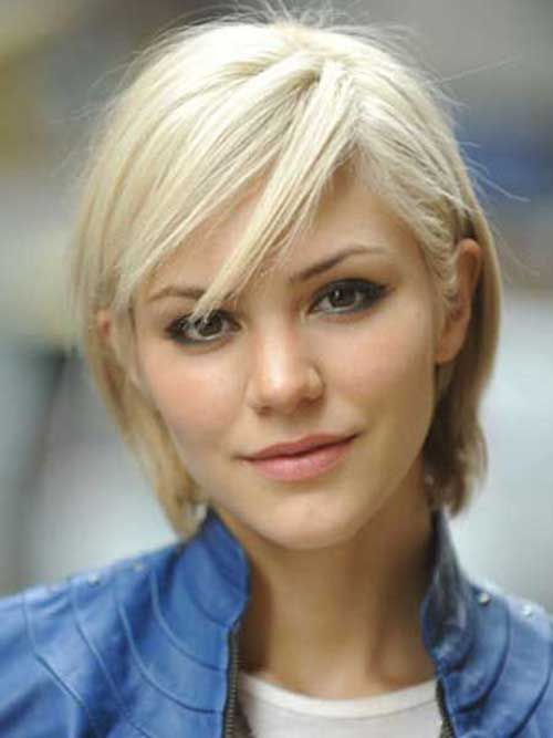12 Best Images About Hairstyles On Pinterest Short Bangs