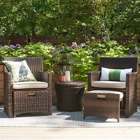 25+ best ideas about Small Patio Furniture on Pinterest