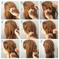 Best 20+ Ladder braid ideas on Pinterest | Crazy braids ...
