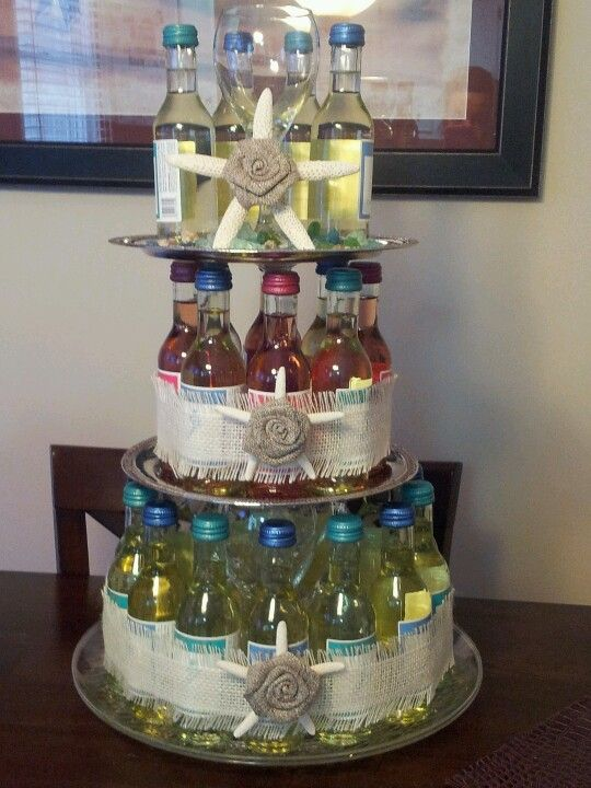 "Stock The Bar Wine Bottle ""cake"" Birthdays Pinterest"