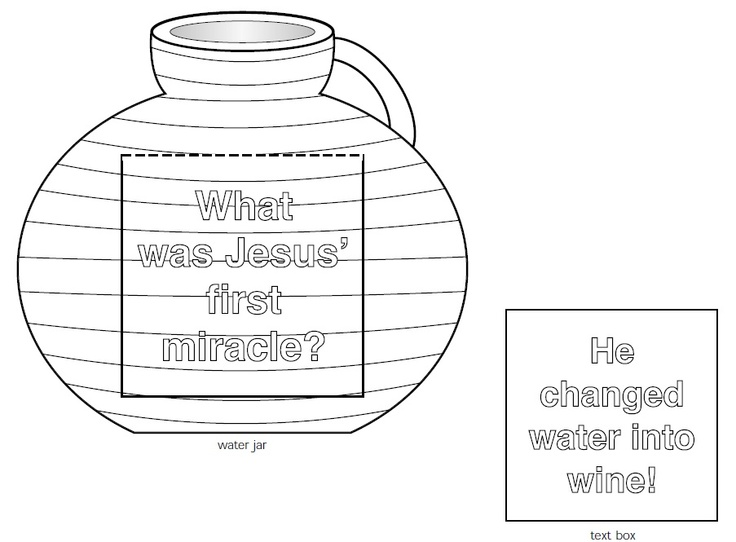 17 Best images about BIBLE:WATER TO WINE on Pinterest